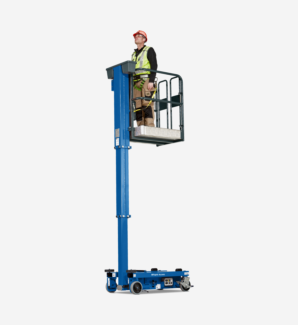 NANOSP-4.5m Electric Self Propelled Personel Lift
