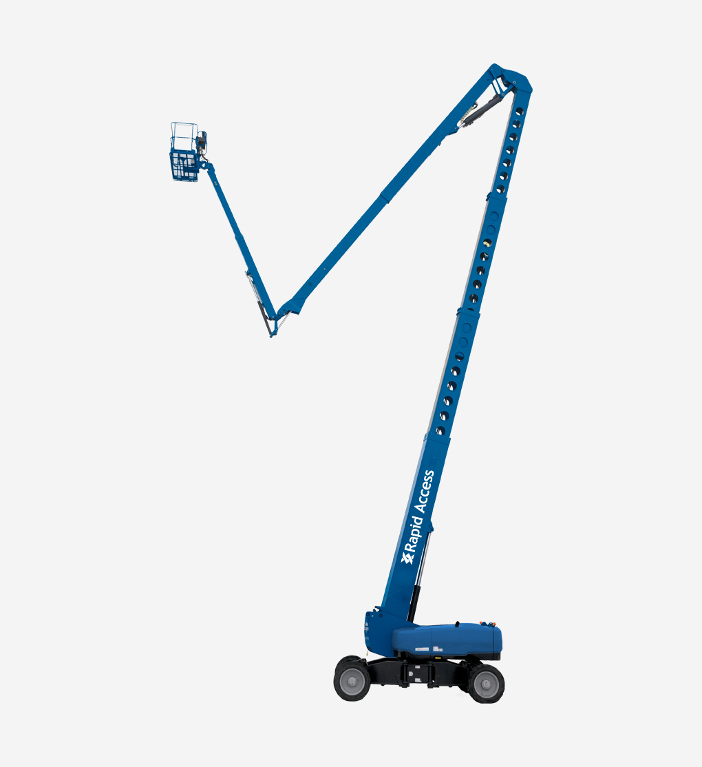 Z135-43.15m Diesel Articulated Boom 4WD