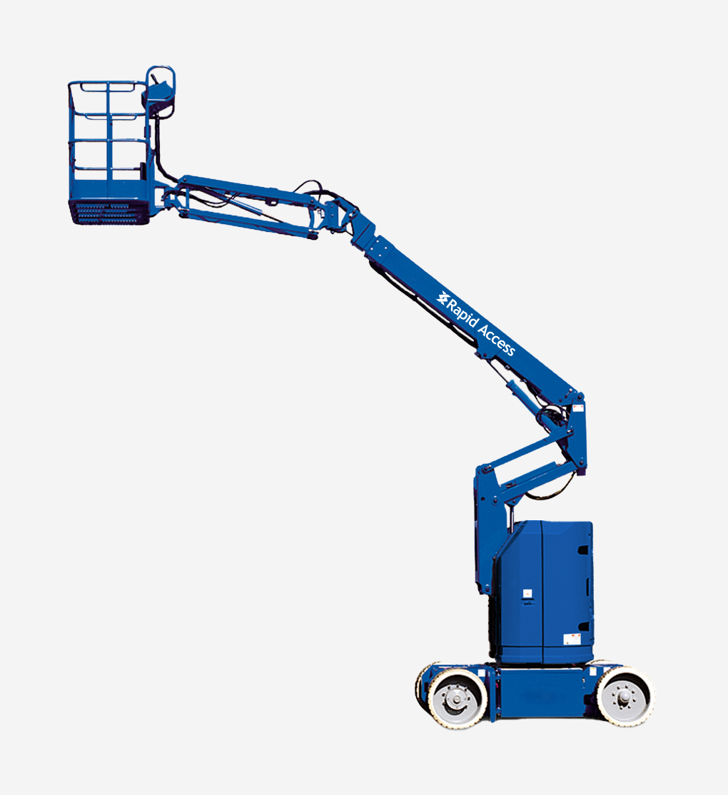 G30N-11m Electric Narrow Artic Boom